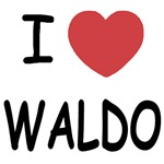 I heart waldo