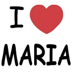 I heart maria
