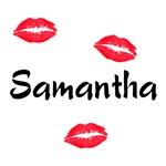 kiss samantha