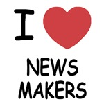 I heart newsmakers