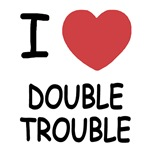 I heart double trouble