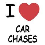 I heart car chases