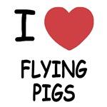 I heart flying pigs