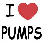I heart pumps
