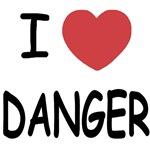 I heart danger