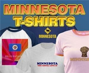 Minnesota State T-Shirts