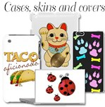 Cases, Skins, Covers