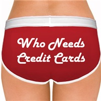 Who needs credit cards