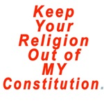 Religion vs. The Constitution