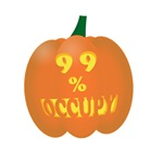 occupy pumpkin limited edition