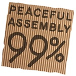 peaceful 99% cardboard