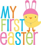 Easter gifts, t-shirts, posters, postcards, mugs, first easter, easter egg, and easter bunny gifts