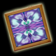 'Virtual Violets' Hinged Box