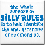 Silly Rules