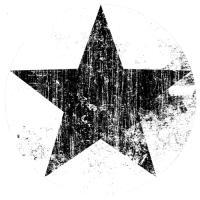distressed star