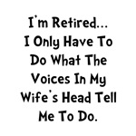 Retired Wife Voices