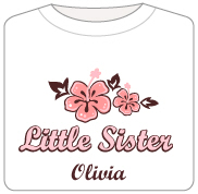 Little Sister - Hibiscus