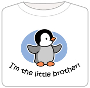 Little Brother - Penguin