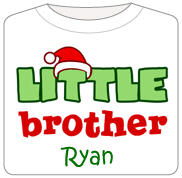 Little Brother - Christmas