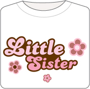 Little Sister - Funky Pink