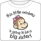 Big Sister to be - Monkey  Face