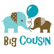 Big Cousin - Elephant