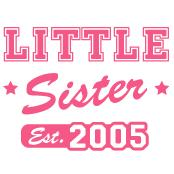 Little Sister - Team 2005