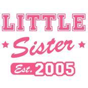 Little Sister - Team 2005
