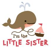 Little Sister - Mod Whale
