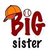 Big Sister - Baseball