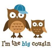 Big Cousin  - Mod Owl