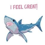White Shark feels Great