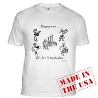 Bagpipe and Highland Dance T-shirts