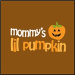 Mommy's Lil Pumpkin