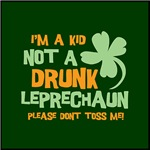 Kid Not Leprechaun