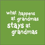 What Happens At Grandma's Stays At Grandma's