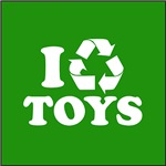 I Recycle Toys