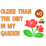Gardener's 40th Birthday Gifts