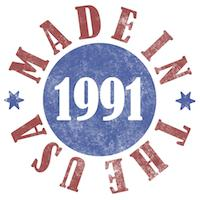 1991 Made In The USA