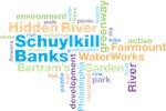 Schuylkill Banks Word Cloud