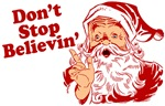 Don't Stop Believing in Santa