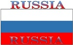 Russia Russian Flag New Design