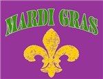 Mardi Gras Banner