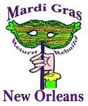 Rebuild Mardi Gras