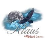 Team Klaus The Vampire Diaries Raven Moon Blue Clo