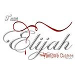 Team Elijah The Vampire Diaries Raven Ribbon