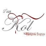 Team Kol The Vampire Diaries Raven Ribbon