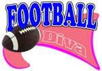 FootBall Diva Pink/Hot Pink