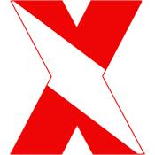 Scuba Flag Letter X