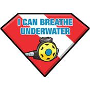 I Can Breathe Underwater